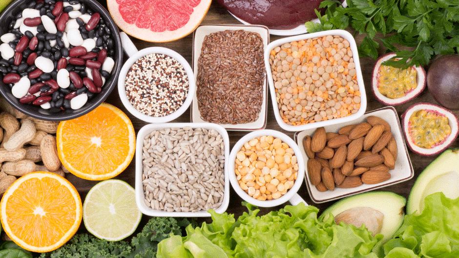 Folsäure bei Kinderwunsch Gemüse