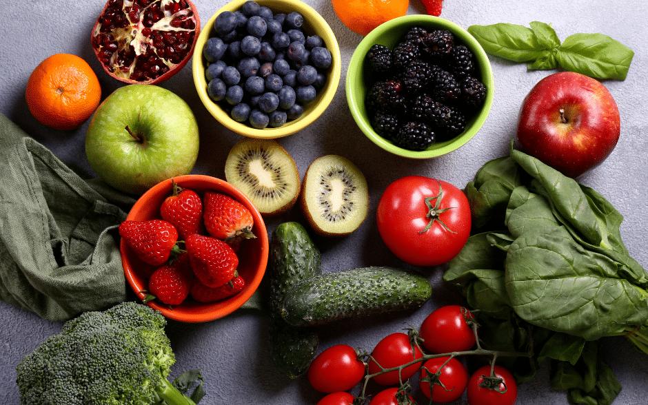 Nahrungsmittel antioxidantien Kinderwunsch