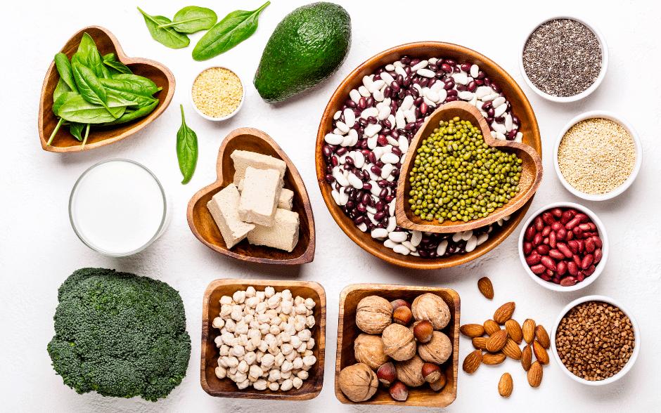 pflanzliches Protein bei Kinderwunsch